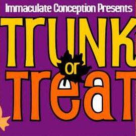 Trunk or Treat - October 28